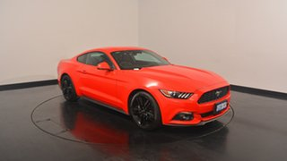 2017 Ford Mustang FM MY17 Fastback SelectShift Race Red 6 Speed Sports Automatic Fastback