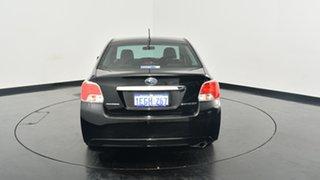 2013 Subaru Impreza G4 MY13 2.0i-S Lineartronic AWD Black 6 Speed Constant Variable Sedan