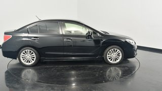 2013 Subaru Impreza G4 MY13 2.0i-S Lineartronic AWD Black 6 Speed Constant Variable Sedan