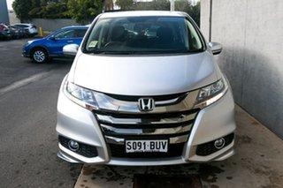 2018 Honda Odyssey RC MY18 VTi Super Platinum 7 Speed Constant Variable Wagon.