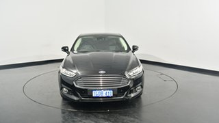 2017 Ford Mondeo MD 2017.50MY Trend SelectShift Shadow Black 6 Speed Sports Automatic Hatchback