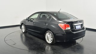 2013 Subaru Impreza G4 MY13 2.0i-S Lineartronic AWD Black 6 Speed Constant Variable Sedan.