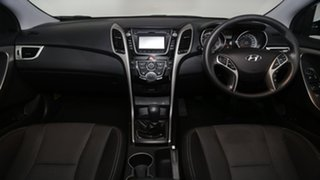 2013 Hyundai i30 GD Active Creamy White 6 Speed Manual Hatchback