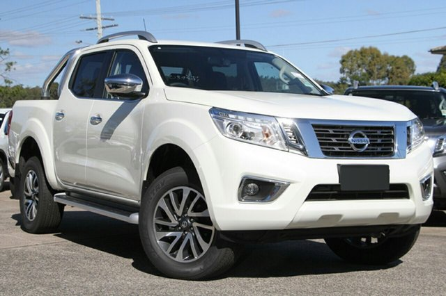 New Nissan Navara D23 S3 ST-X, 2017 Nissan Navara D23 S3 ST-X White Diamond 7 Speed Sports Automatic Utility