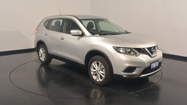 Used Nissan X-Trail T32 TS 4WD, 2014 Nissan X-Trail T32 TS 4WD Silver 6 Speed Manual Wagon