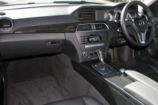 2013 Mercedes-Benz C300 W204 MY13 Elegance 7G-Tronic + White 7 Speed Sports Automatic Sedan
