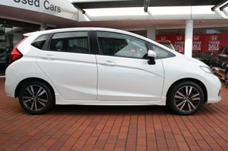 2019 Honda Jazz GF MY19 VTi-L White Orchid 1 Speed Constant Variable Hatchback