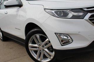 2019 Holden Equinox EQ MY18 LTZ-V AWD Summit White 9 Speed Sports Automatic Wagon.