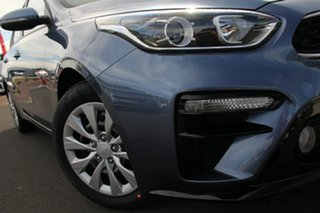 2020 Kia Cerato BD MY21 S Horizon Blue 6 Speed Sports Automatic Sedan.