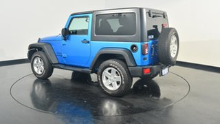 2014 Jeep Wrangler JK MY2014 Sport Blue 6 Speed Manual Softtop.