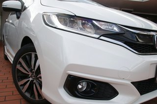 2019 Honda Jazz GF MY19 VTi-L White Orchid 1 Speed Constant Variable Hatchback.