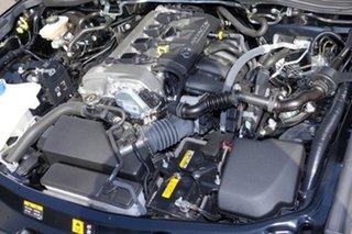 2017 Mazda MX-5 ND GT RF SKYACTIV-MT Jet Black 6 Speed Manual Targa