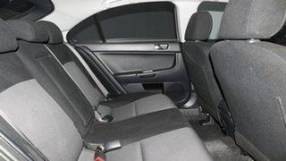 2014 Mitsubishi Lancer CJ MY15 GSR Sportback Silver 6 Speed Constant Variable Hatchback