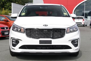 2019 Kia Carnival YP MY19 Platinum Snow White Pearl 8 Speed Sports Automatic Wagon
