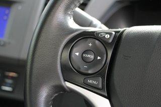2013 Honda Civic 9th Gen Ser II MY13 VTi-LN Twilight Blue 5 Speed Sports Automatic Sedan