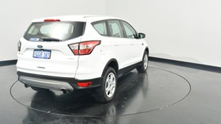 2017 Ford Escape ZG Ambiente 2WD White 6 Speed Sports Automatic Wagon