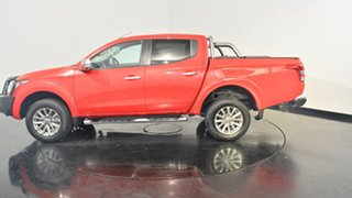 2016 Mitsubishi Triton MQ MY16 GLS Double Cab Red 5 Speed Sports Automatic Utility.