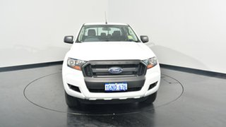 2017 Ford Ranger PX MkII XL Double Cab Frozen White 6 Speed Sports Automatic Utility