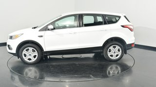 2017 Ford Escape ZG Ambiente 2WD White 6 Speed Sports Automatic Wagon.