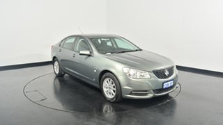 2013 Holden Commodore VF MY14 Evoke Green 6 Speed Sports Automatic Sedan.