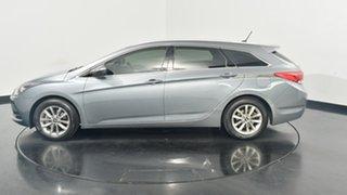 2017 Hyundai i40 VF4 Series II Active Tourer Titanium Silver 6 Speed Sports Automatic Wagon.