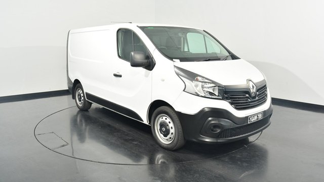 Used Renault Trafic X82 103KW Low Roof SWB, 2016 Renault Trafic X82 103KW Low Roof SWB White 6 Speed Manual Van