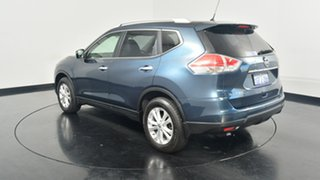 2016 Nissan X-Trail T32 ST-L X-tronic 2WD Steel Blue 7 Speed Constant Variable Wagon.