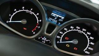 2017 Ford Ecosport BK Trend PwrShift Smoke 6 Speed Sports Automatic Dual Clutch Wagon