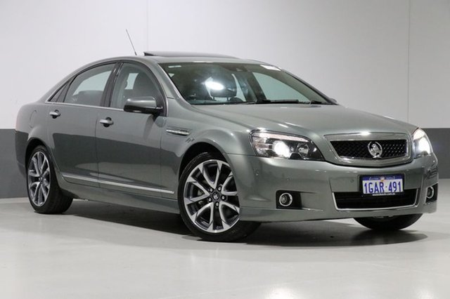 Used Holden Caprice WN MY16 V, 2016 Holden Caprice WN MY16 V Grey 6 Speed Auto Active Sequential Sedan