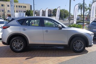 2021 Mazda CX-5 KF4W2A Touring SKYACTIV-Drive i-ACTIV AWD Sonic Silver 6 Speed Sports Automatic.