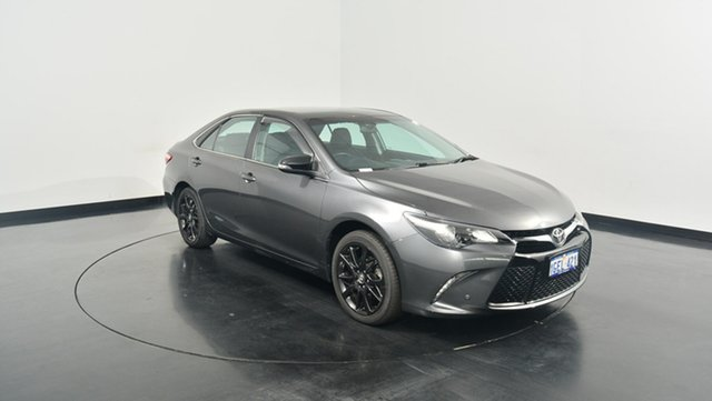 Used Toyota Camry ASV50R RZ, 2016 Toyota Camry ASV50R RZ Grey 6 Speed Sports Automatic Sedan