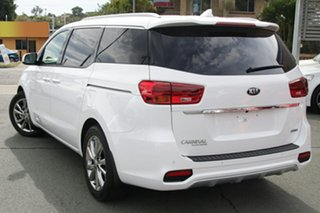 2019 Kia Carnival YP MY19 Platinum Snow White Pearl 8 Speed Sports Automatic Wagon.