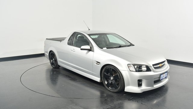 Used Holden Ute VE SS V, 2008 Holden Ute VE SS V Silver 6 Speed Manual Utility