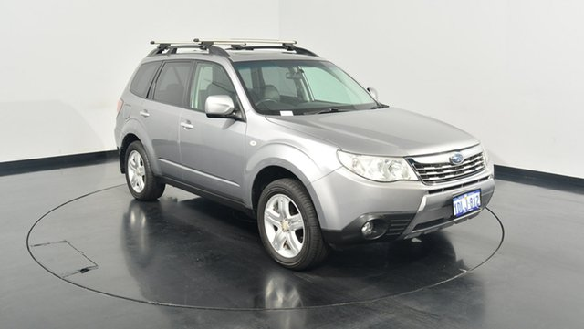 Used Subaru Forester S3 MY10 XS AWD Premium, 2010 Subaru Forester S3 MY10 XS AWD Premium Silver 4 Speed Sports Automatic Wagon