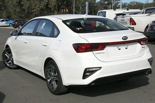 2020 Kia Cerato BD MY20 Sport Clear White 6 Speed Sports Automatic Sedan.