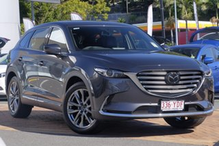 2017 Mazda CX-9 TC Azami SKYACTIV-Drive Machine Grey 6 Speed Sports Automatic Wagon.