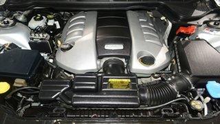 2008 Holden Ute VE SS V Silver 6 Speed Manual Utility