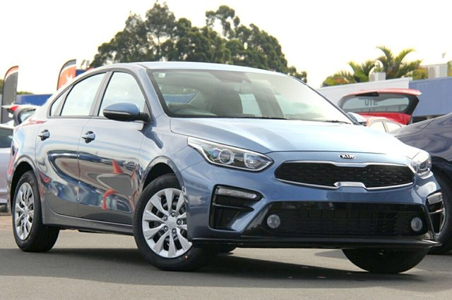 New Kia Cerato BD MY19 S, 2018 Kia Cerato BD MY19 S Gravity Blue 6 Speed Sports Automatic Sedan