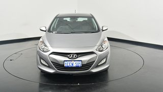 2013 Hyundai i30 GD Active Hyper Silver 6 Speed Sports Automatic Hatchback
