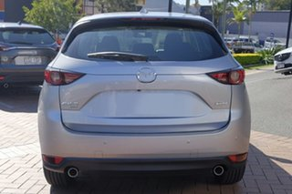 2021 Mazda CX-5 KF4W2A Touring SKYACTIV-Drive i-ACTIV AWD Sonic Silver 6 Speed Sports Automatic