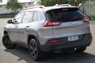 2014 Jeep Cherokee KL MY15 Longitude Silver 9 Speed Sports Automatic Wagon.