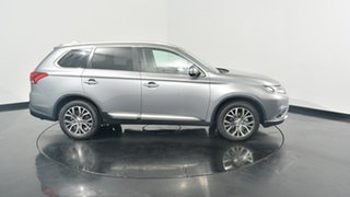 2017 Mitsubishi Outlander ZK MY18 LS 2WD Titanium 6 Speed Constant Variable Wagon