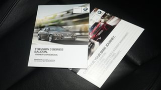 2015 BMW 320d F30 MY1114 M Sport White 8 Speed Sports Automatic Sedan