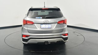 2016 Hyundai Santa Fe DM3 MY16 SR Grey 6 Speed Sports Automatic Wagon