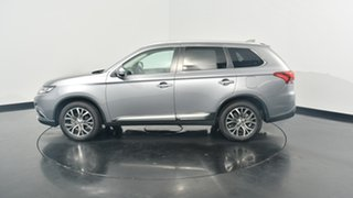 2017 Mitsubishi Outlander ZK MY18 LS 2WD Titanium 6 Speed Constant Variable Wagon.