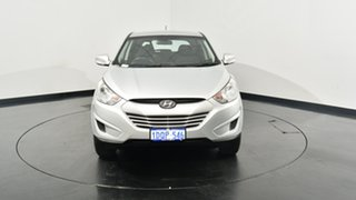 2011 Hyundai ix35 LM MY12 Active Silver 6 Speed Sports Automatic Wagon