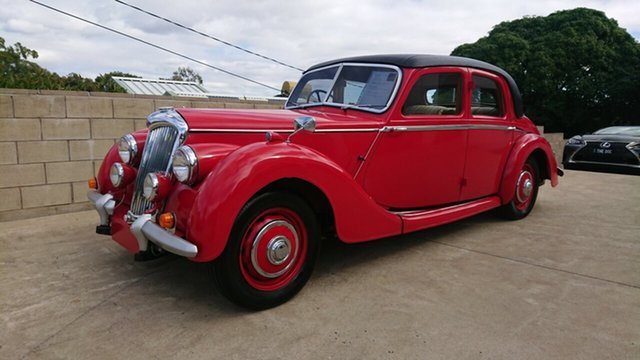 Used Riley RM Saloon  , 1948 Riley RM Saloon Red 4 Speed Manual Sedan