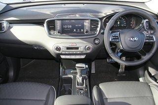 2018 Kia Sorento UM MY18 GT-Line AWD Snow White Pearl 8 Speed Sports Automatic Wagon