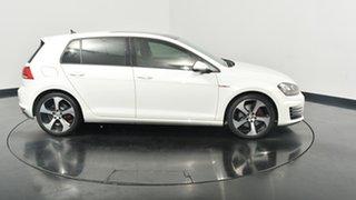 2017 Volkswagen Golf VII MY17 GTI DSG Pure White 6 Speed Sports Automatic Dual Clutch Hatchback.