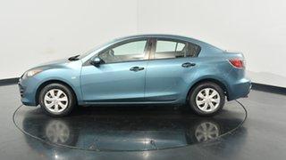 2010 Mazda 3 BL10F1 Neo Blue 6 Speed Manual Sedan.